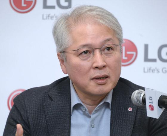 """전화 사업 후 LG 전자 권봉석 사장의""""미안하고 감사합니다""""메시지"""