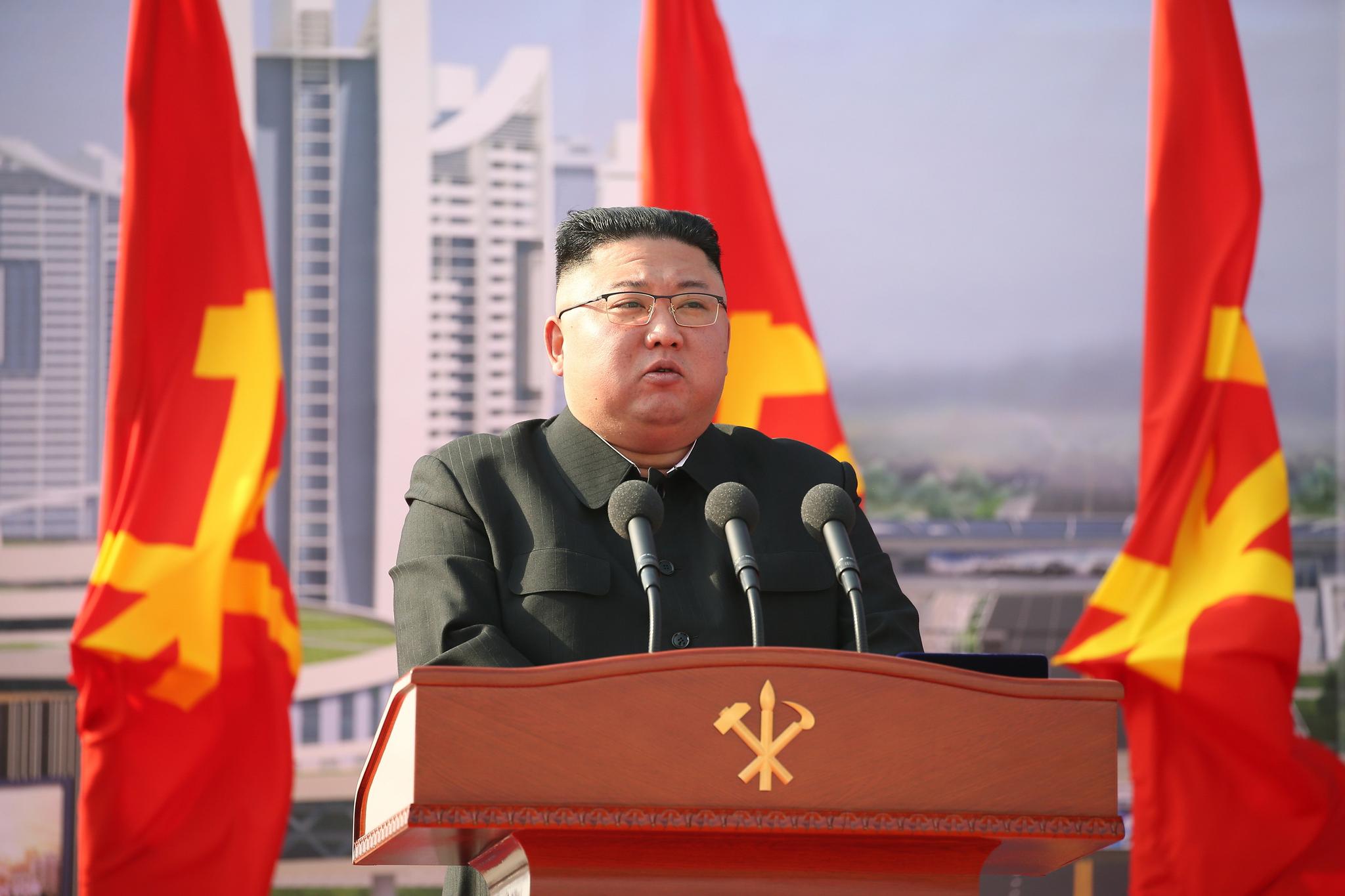 김정은 북한 노동당 총비서.. 노동신문=뉴스1