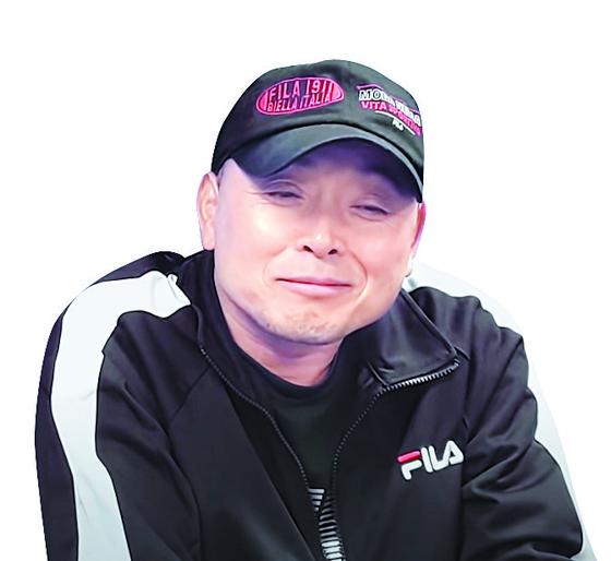 '국민 마라토너' 이봉주. 런코리아 유튜브 캡처
