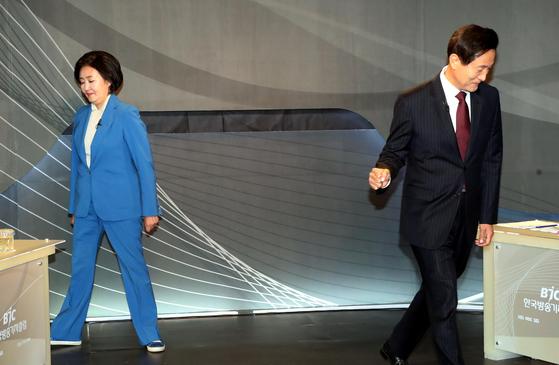 4월 7일 서울시장 보궐선거에서 20대 남성과 여성의 표심이 엇갈렸다. 지상파 3사 출구조사에 따르면 20대 남성이 오세훈 시장에게 72.5%의 지지를 몰아준 반면, 20대 여성은 박영선 민주당 후보 지지율(44.0%)이 오 시장(40.9%)보다 높았다. 중앙포토