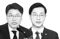 장제원(左), 장경태(右)