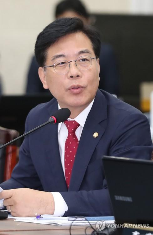 송언석 국민의힘 비상대책위원장 비서실장. 연합뉴스
