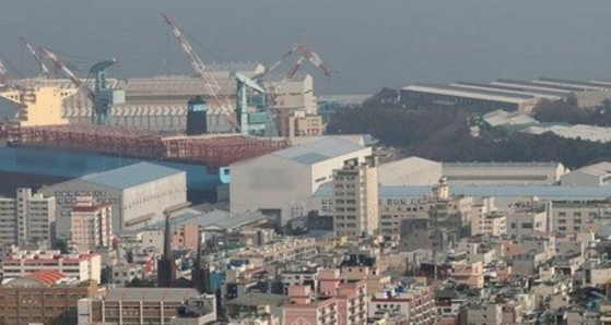 제조업 공장들의 모습. 연합뉴스