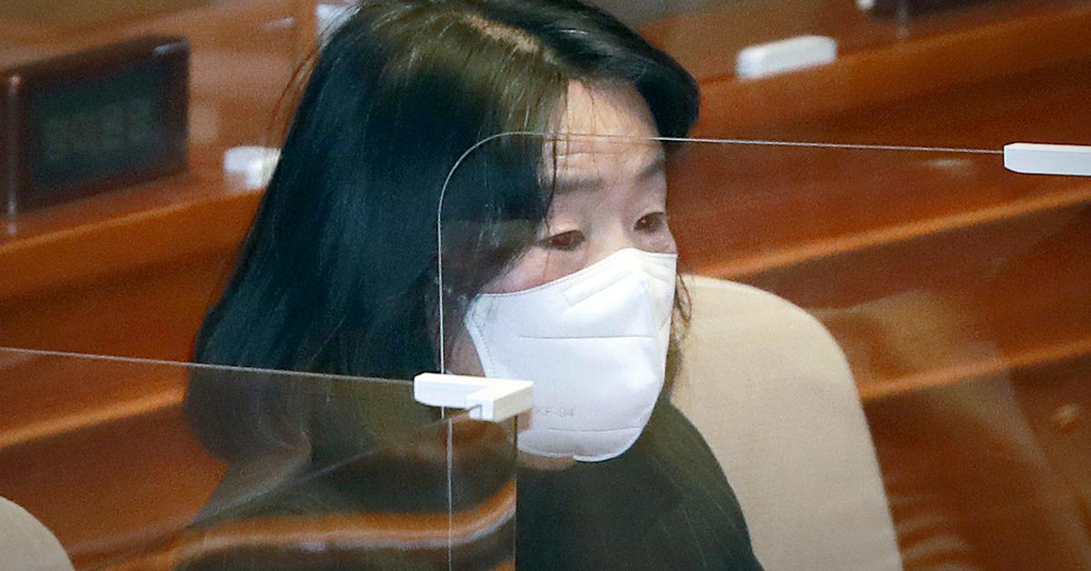 윤미향 더불어민주당 의원. 연합뉴스