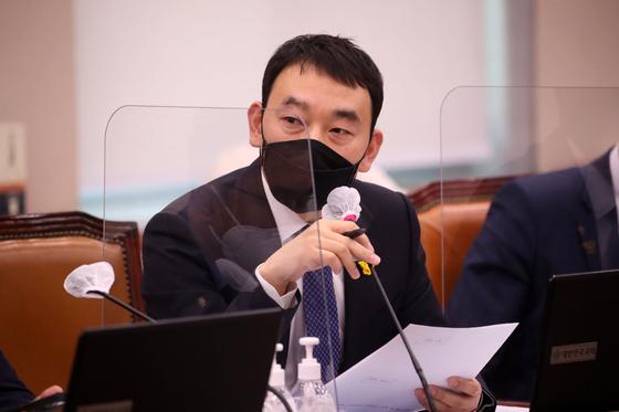 김용민 더불어민주당 의원. 뉴스1