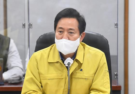 문재인-오세훈 13일 국무회의서 만난다… 이견 나올지 관심