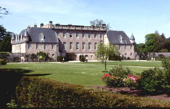 고든스타운 기숙학교. 사진 위키피디아, Anne Burgess