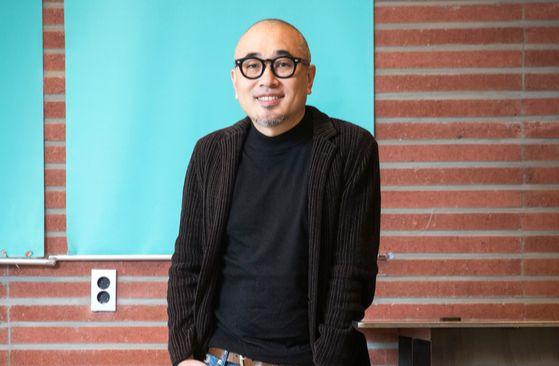 김봉진 우아한형제들 대표. 장진영 기자