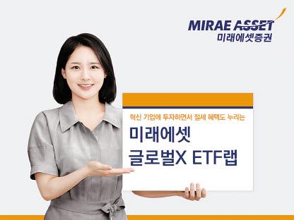 'Global X ETF랩'은 장기적으로 성장 가능성이 높은 메가 테마에 폭넓게 투자한다. [사진 미래에셋증권]