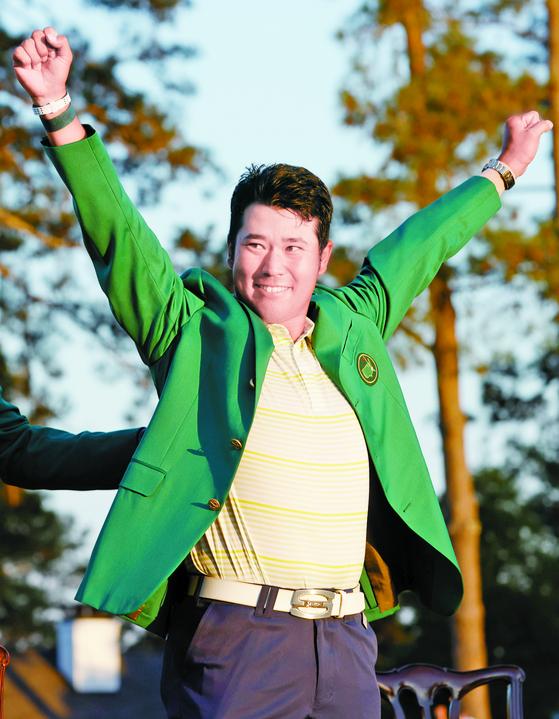 일본 120년 걸렸다, 마쓰야마 마스터스 첫 우승