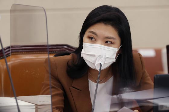 신현영 더불어민주당 의원. 연합뉴스