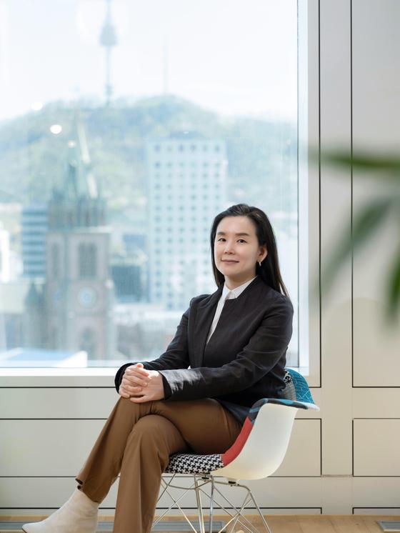 전정주 위워크코리아 대표. 사진 위워크코리아