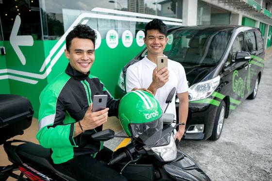 그랩은 동남아시아에서 가장 많은 사람들이 이용하는 차량 공유 플랫폼 앱이다. [사진 그랩]