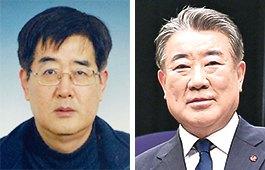 전효관(左), 김우남(右)
