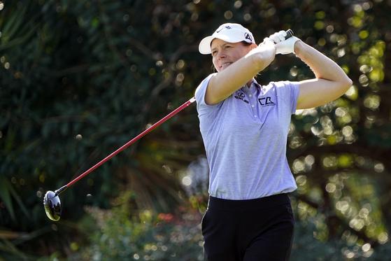 '돌아온 골프 여제' 안니카 소렌스탐이 6월 유럽여자프로골프투어 대회에 참가한다. [AP=연합뉴스]