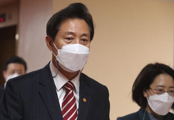 오세훈 서울시장. 임현동 기자