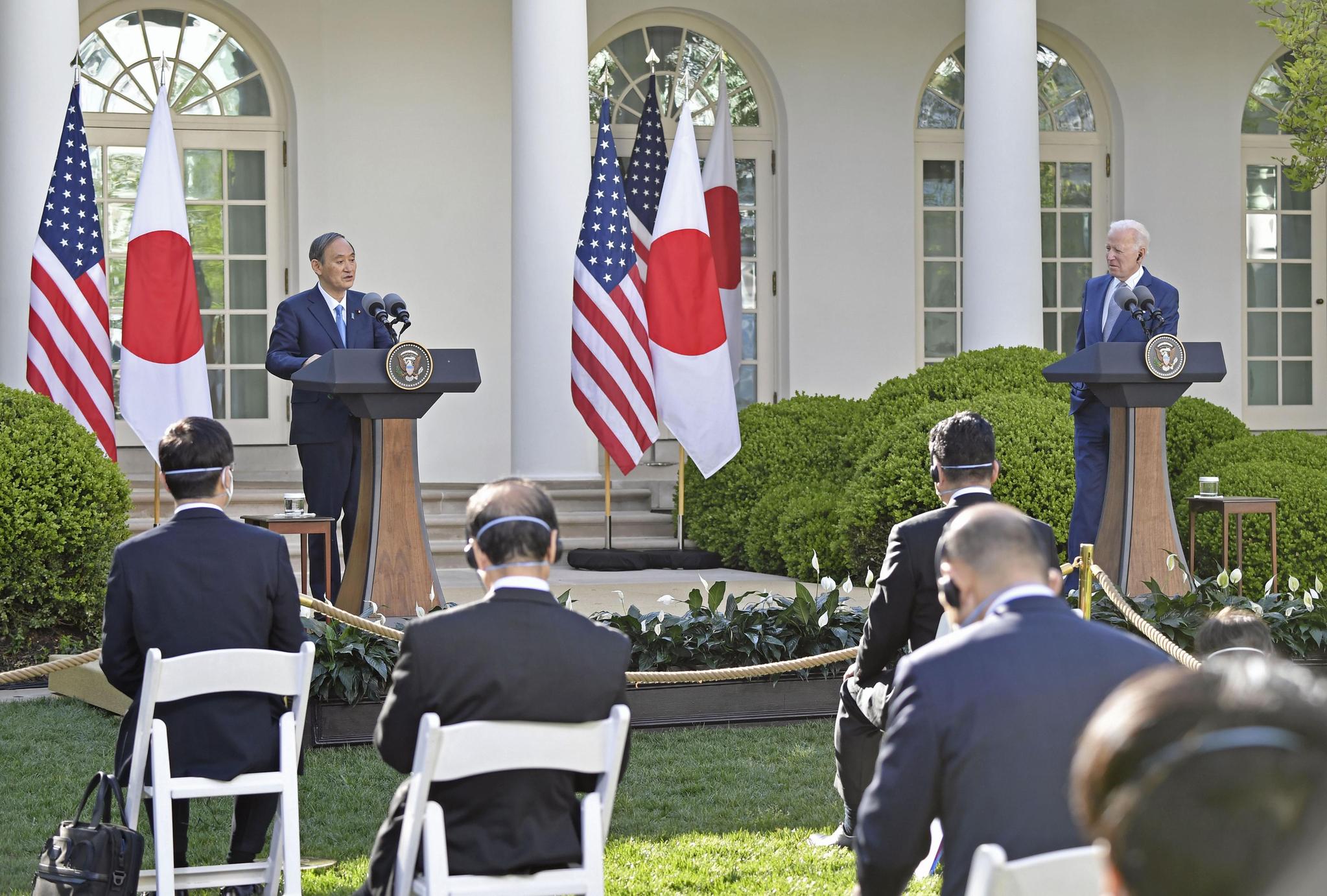 [속보] 미일정상 공동성명 북한 완전한 비핵화 약속 재확인