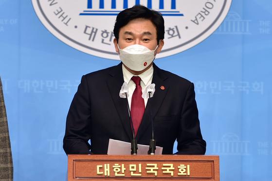 원희룡 제주도지사. 오종택 기자