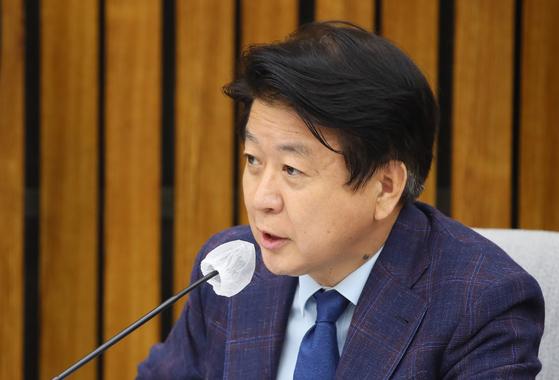 노웅래 더불어민주당 의원. 연합뉴스