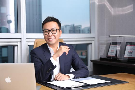아이유노 이현무 대표. 사진 아이유노