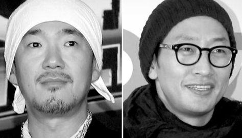 이하늘(왼쪽)과 김창열. 일간스포츠·뉴스1