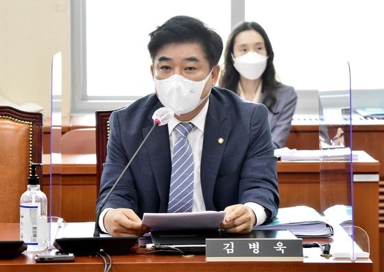 국회 정무위 여당 간사인 김병욱 더불어민주당 의원. 오종택 기자