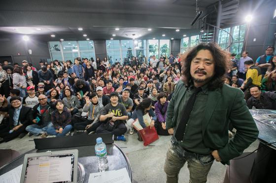 '김어준의 뉴스공장' 진행자 김어준씨. [사진 TBS]