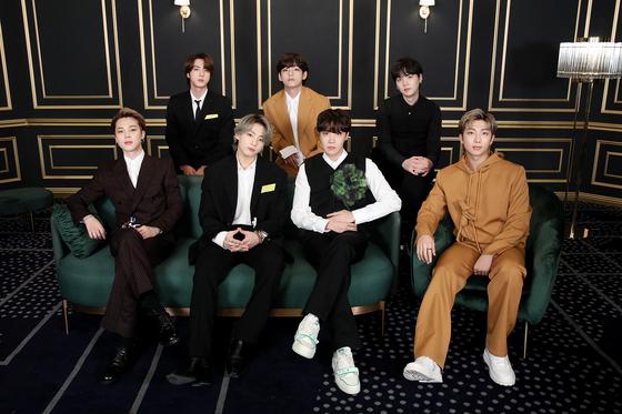그룹 방탄소년단(BTS). 빅히트 엔터테인먼트 제공. 뉴스1