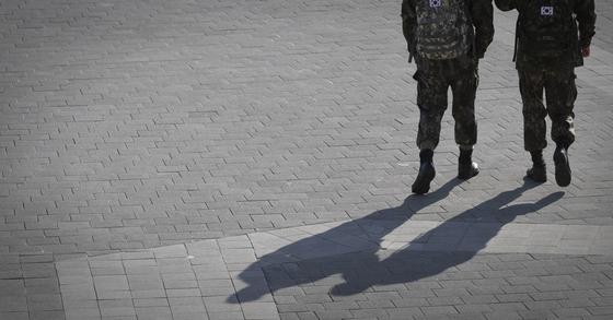 군인 이미지. 연합뉴스