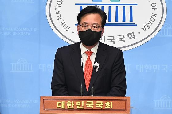 무소속 송언석 의원. 오종택 기자