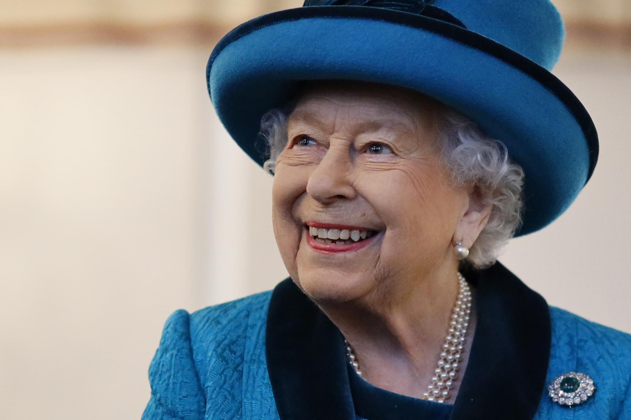 영국 엘리자베스 2세 여왕. AFP=연합뉴스