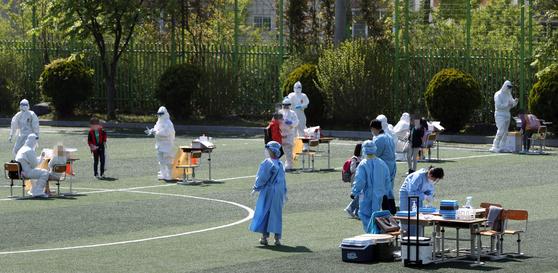 서울 학생 이동식 선제검사 받는다…무증상도 원하면 검사
