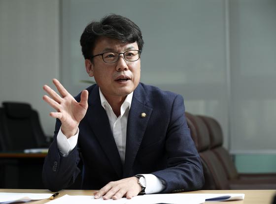 진성준 더불어민주당 의원.