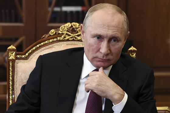 푸틴의 경고 美 주변에 몰린 잡스런 승냥이들, 후회할 것