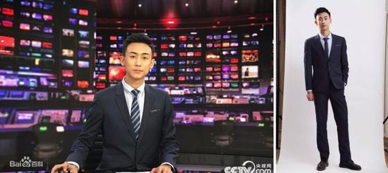 CCTV 최연소 앵커 싱카이천 [사진 baidubaike,163.com]