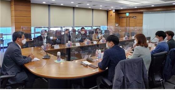 성결대, 2021 학교 예술강사 지원사업 경기지역 사업 운영 관련 관계자 간담회 진행