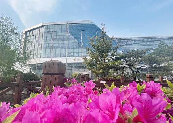 성남시의회 전경. 사진 성남시의회 페이스북
