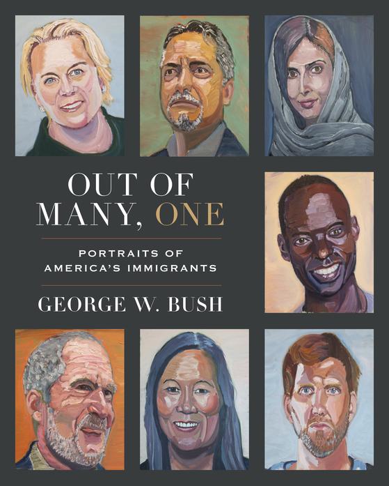 화가 부시 두번째 그림책은 '이민자'
