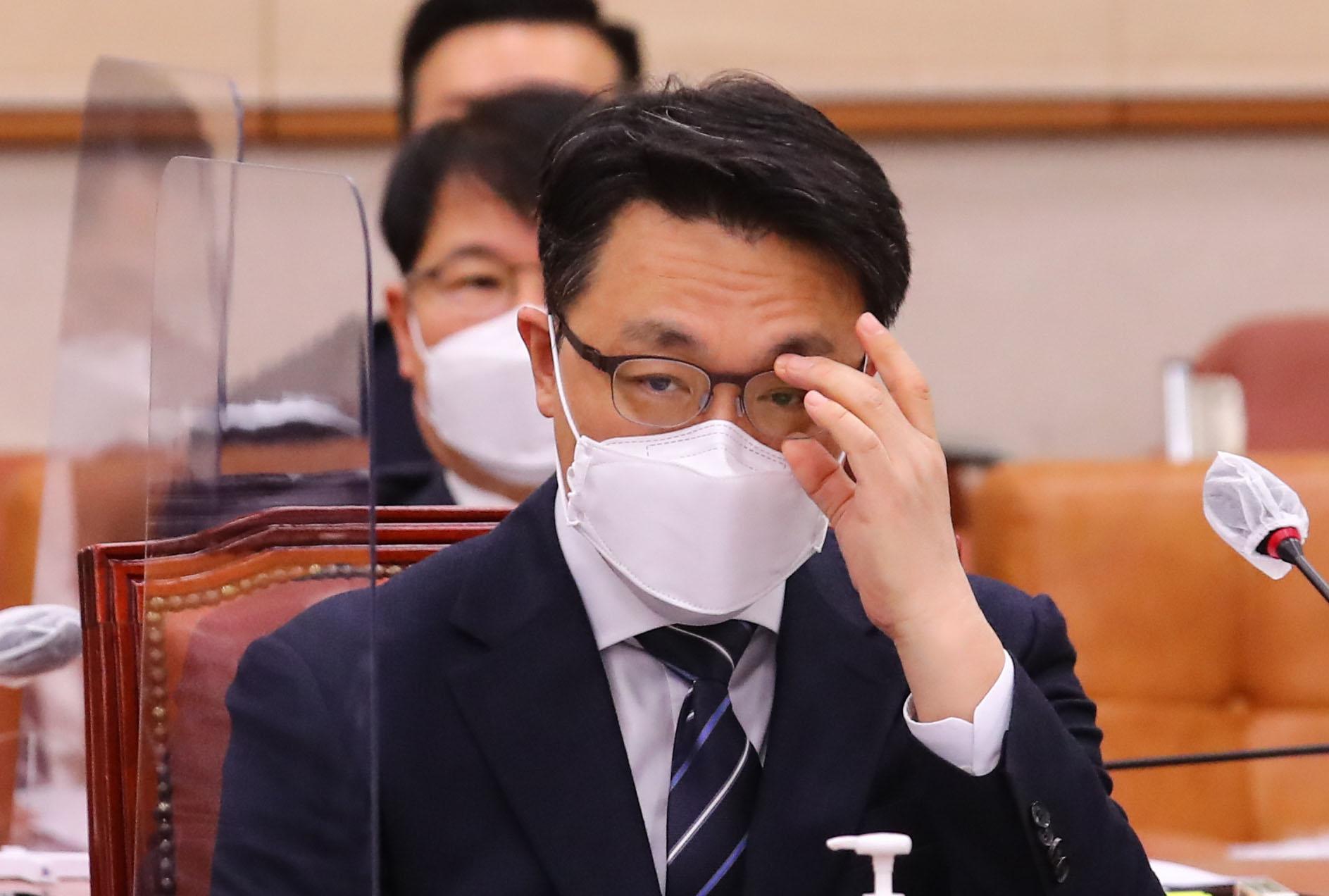 김진욱 고위공직자범죄수사처(공수처) 처장. 오종택 기자