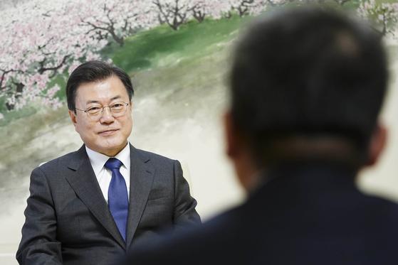 문대통령, 오늘 기후정상회의 참석…바이든·시진핑 화상대면