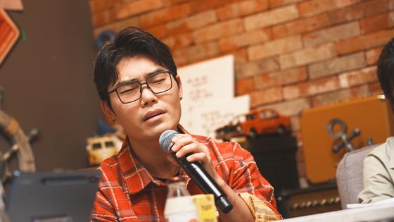 '유명가수전' 김범수