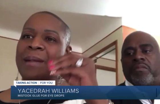 야시드라 윌리엄스(왼쪽). wxyz detroit 방송화면 캡처