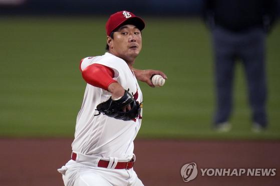 김광현. 연합뉴스
