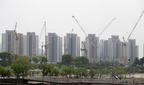 서울 평균 아파트값 11억원 돌파…2008년 12월 이후 최고가