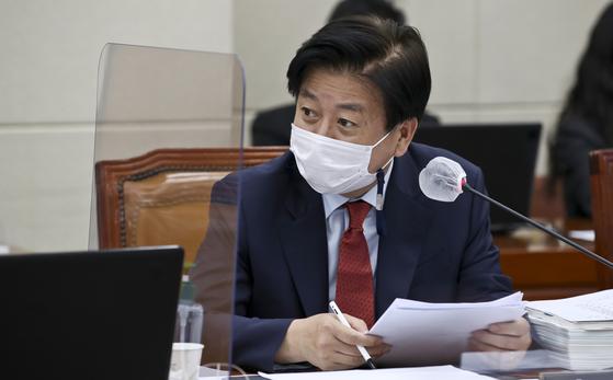 더불어민주당 노웅래 의원. 중앙포토