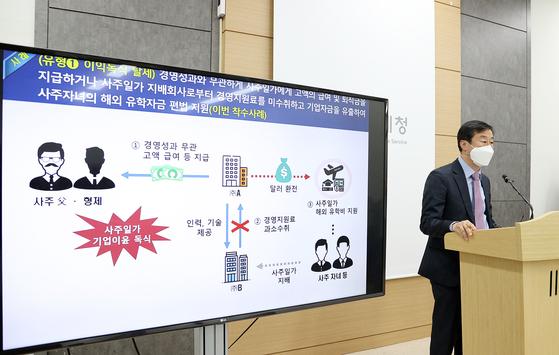 국세청이 '재산증식 기회와 이익을 독식한 탈세혐의자 30명'에 대한 세무조사를 착수했다. 국세청