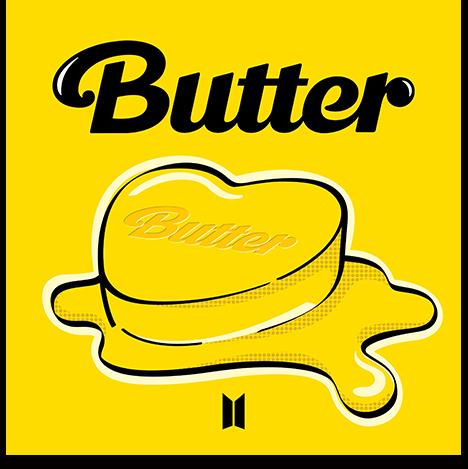 버터 앨범 커버