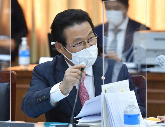 국민의힘 김용판 의원. 연합뉴스