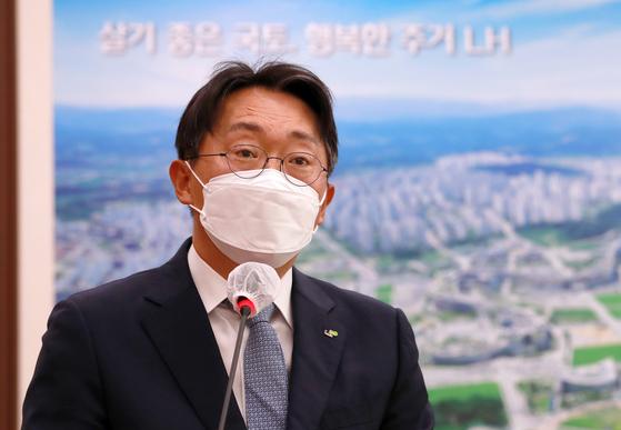 LH 신임 김현준 사장 주택공급 대책 빠르게 추진하겠다