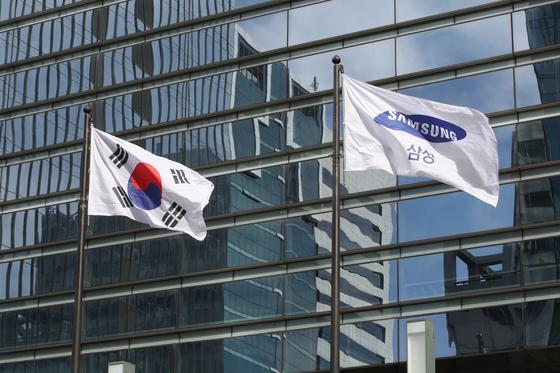 서울 서초구 삼성전자 서초사옥. 우상조 기자